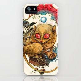 Tarsier iPhone Case