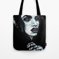 marceline Tote Bags featuring Marceline by .Esz