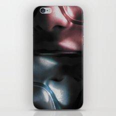 3D glasses iPhone & iPod Skin