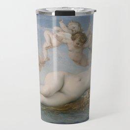 The Birth of Venus by Alexandre Cabanel Travel Mug