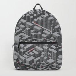 Brutalist Utopia Backpack