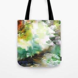 Nature Behind Tote Bag