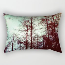 Don't Forget To Look Up! Rectangular Pillow
