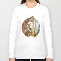 sherlock holmes Long Sleeve T-shirts featuring Sherlock Holmes! by Berni Store