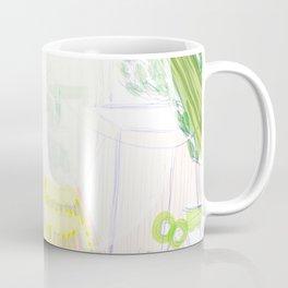 Fairy landscape with bubbles Coffee Mug