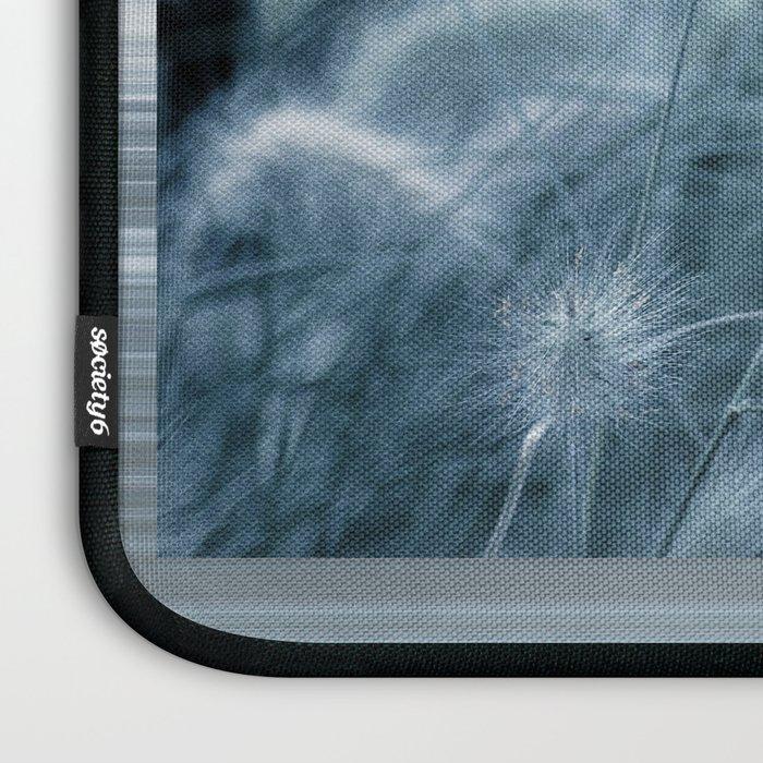 blue grass Laptop Sleeve