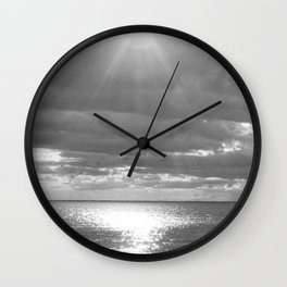 When you Believe Wall Clock