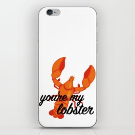 FRIENDS - You're My Lobster iPhone Skin