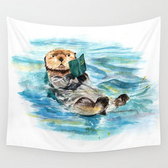 Otter by annashell