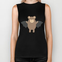 Vampire Grizzly Bear T-Shirt for all Ages De206 Biker Tank