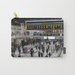 Liverpool Street Station London Carry-All Pouch