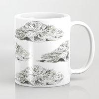 shells Mugs featuring SHELLS by sincerelykarissa