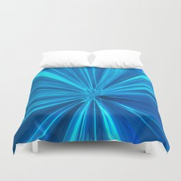 424 - Abstract Water Design Duvet Cover