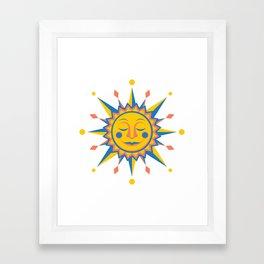 Summer's Joy Framed Art Print