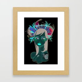 Alguer Framed Art Print