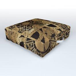 Lament Configuration Spread Outdoor Floor Cushion