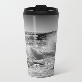 Moody Caribbean Metal Travel Mug