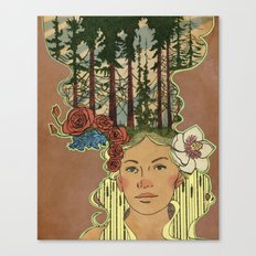 Sunshine Daydream Canvas Print