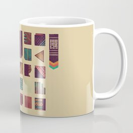 Swatches Coffee Mug