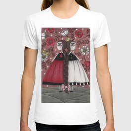 Snow-White and Rose-Red (1) T-shirt