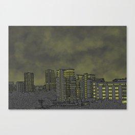 Leeds Canvas Print