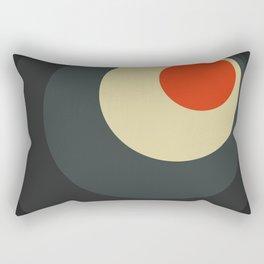 Hecate - Classic 70s Retro Style Rectangular Pillow