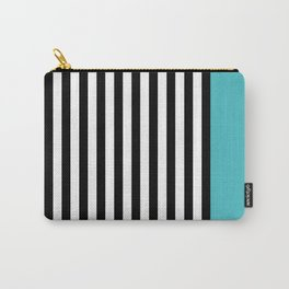 Liquorice allsorts, turqouise Carry-All Pouch