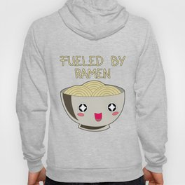 Fueled By Ramen Kawaii Noodle Bowl For Foodie Gift Hoody