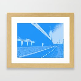 Bridge 12 Framed Art Print