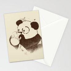 No More Eye Circle Stationery Cards
