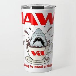 Jaw-va Travel Mug