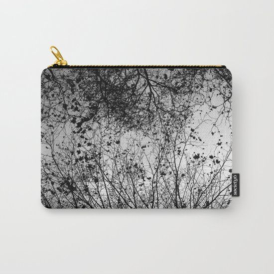 Branches & Leaves Carry-All Pouch
