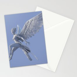 Syrenox - the Siren Stationery Cards