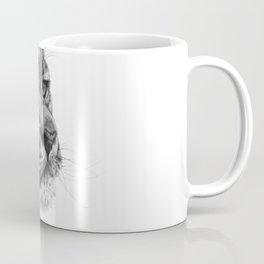 Snow Leopard G095 Coffee Mug