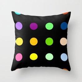 Penbutolol Throw Pillow