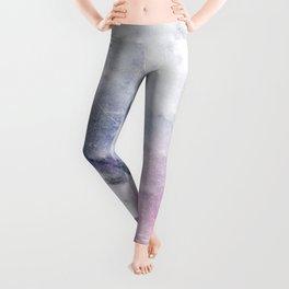 Cosmic pink marble Leggings