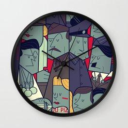 Inglourious Basterds Wall Clock