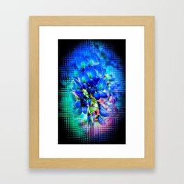 Flower - Imagination Framed Art Print