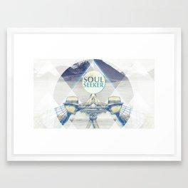 Soul Seeker Framed Art Print
