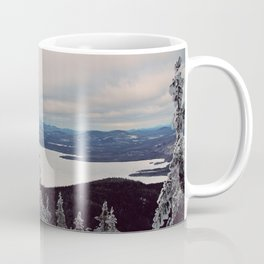 Winter on Bigelow Coffee Mug