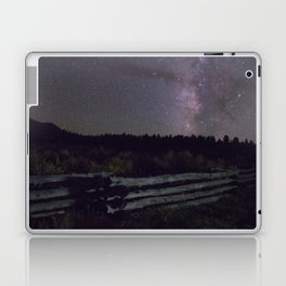 Glittered Night Laptop & iPad Skin