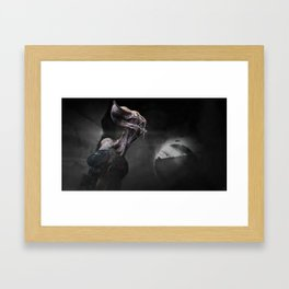 _04_Alien Framed Art Print
