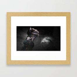 _04_Alien Framed Art Print
