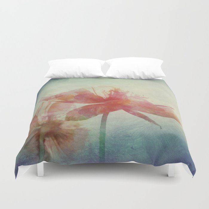 Kissed by the Summer Sun Duvet Cover