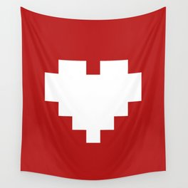 Valentine's Day Pattern Wall Tapestry