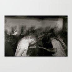 Them Vices Canvas Print