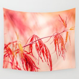 Japanese Maple Wall Tapestry