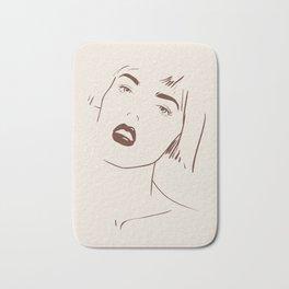 Femme Fatale Olivia Bath Mat
