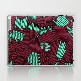 Happy Abstract Nr:02 Laptop & iPad Skin