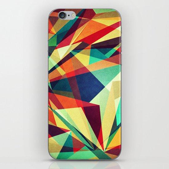 Broken Rainbow iPhone & iPod Skin
